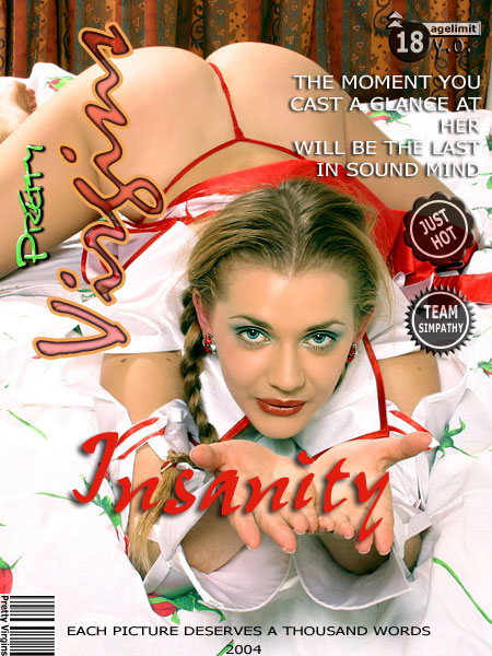 `Insanity` - for PRETTYVIRGINS