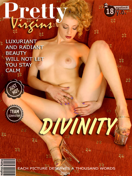 `Divinity` - for PRETTYVIRGINS