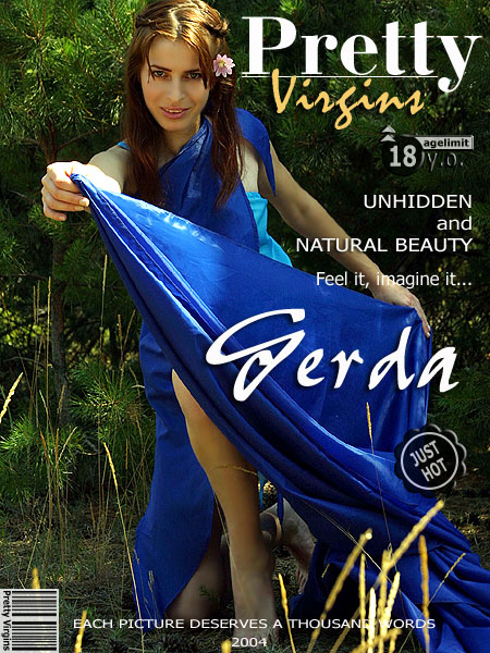 `Gerda` - for PRETTYVIRGINS