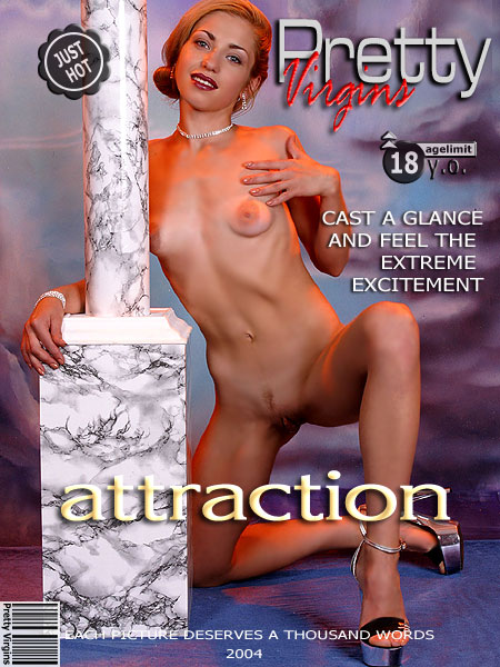 `Attraction` - for PRETTYVIRGINS