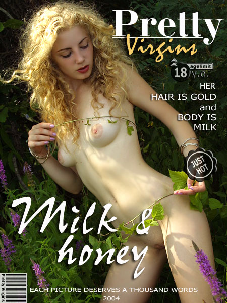 `Milk & Honey` - for PRETTYVIRGINS