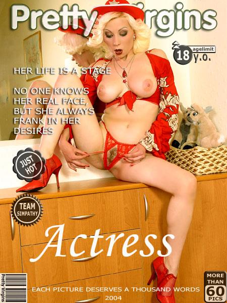 `Actress` - for PRETTYVIRGINS