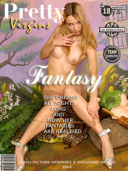 `Fantasy` - for PRETTYVIRGINS