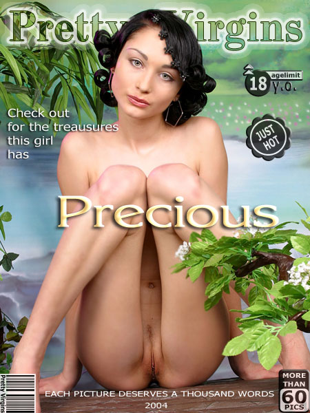 `Precious` - for PRETTYVIRGINS