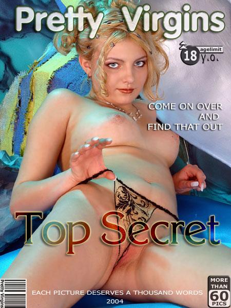 Top Secret gallery from PRETTYVIRGINS
