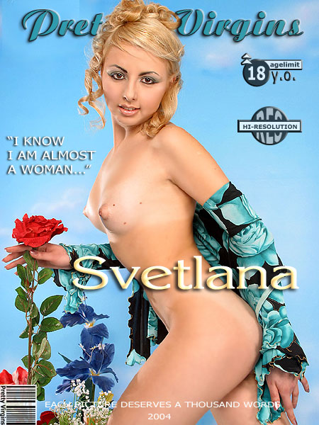 `Svetlana` - for PRETTYVIRGINS