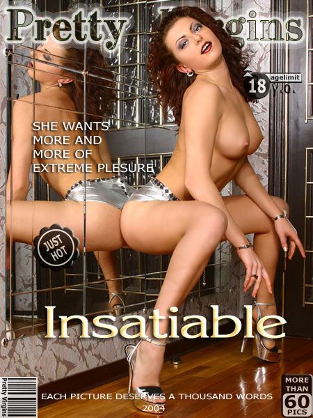 `Insatieble` - for PRETTYVIRGINS