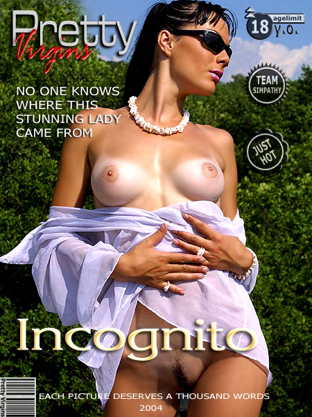 `Incognito` - for PRETTYVIRGINS