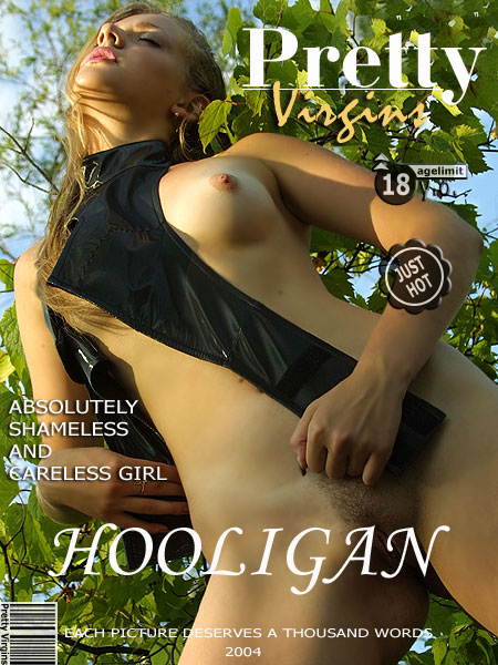 `Hooligan` - for PRETTYVIRGINS