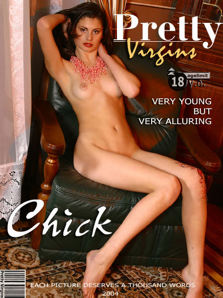 `Chick` - for PRETTYVIRGINS