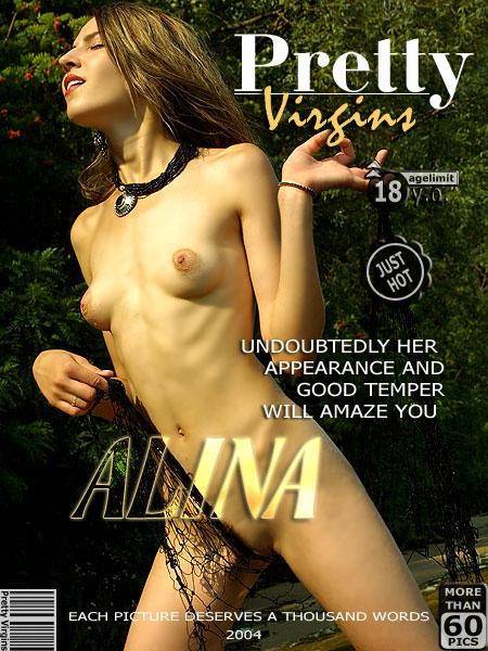 Alina - for PRETTYVIRGINS