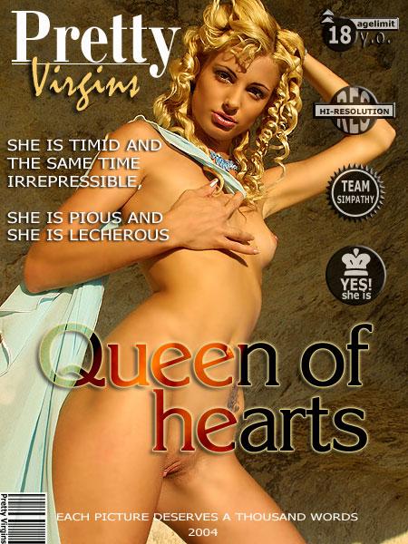 `Queen Of Hearts` - for PRETTYVIRGINS