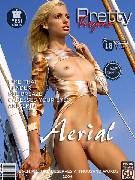 `Aeriel` - for PRETTYVIRGINS