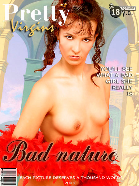 `Bad Nature` - for PRETTYVIRGINS
