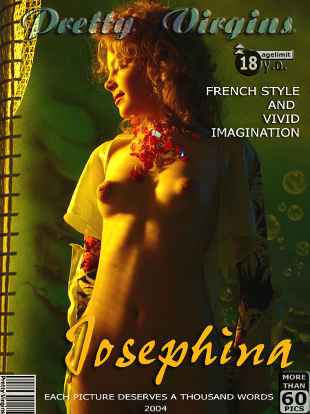 `Josephina` - for PRETTYVIRGINS