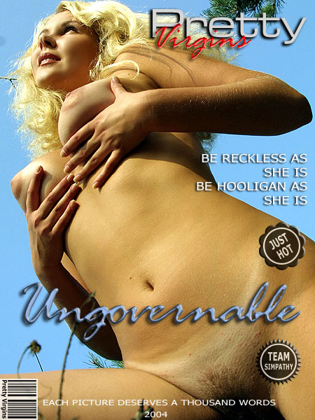 `Ungovernable` - for PRETTYVIRGINS