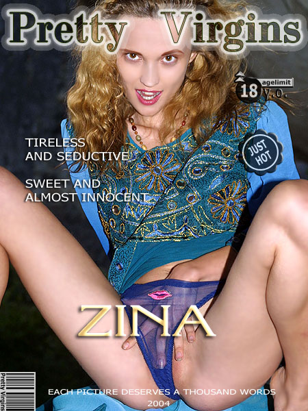 `Zina` - for PRETTYVIRGINS
