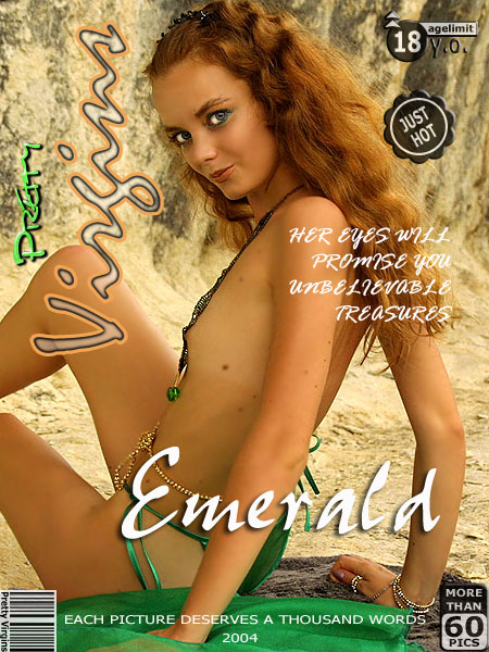`Emerald` - for PRETTYVIRGINS