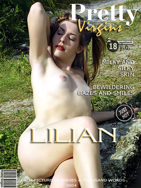 Lilian - for PRETTYVIRGINS