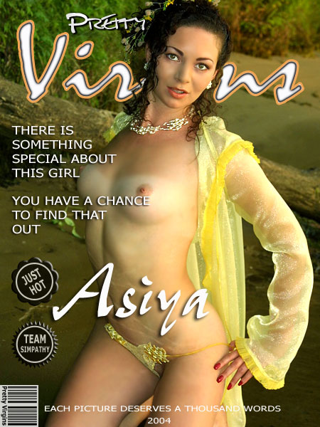 Asiya - for PRETTYVIRGINS
