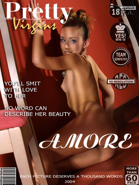 `Amore` - for PRETTYVIRGINS