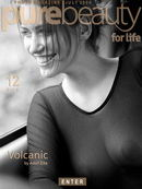 Stana in Volcanic gallery from PUREBEAUTY by Adolf Zika
