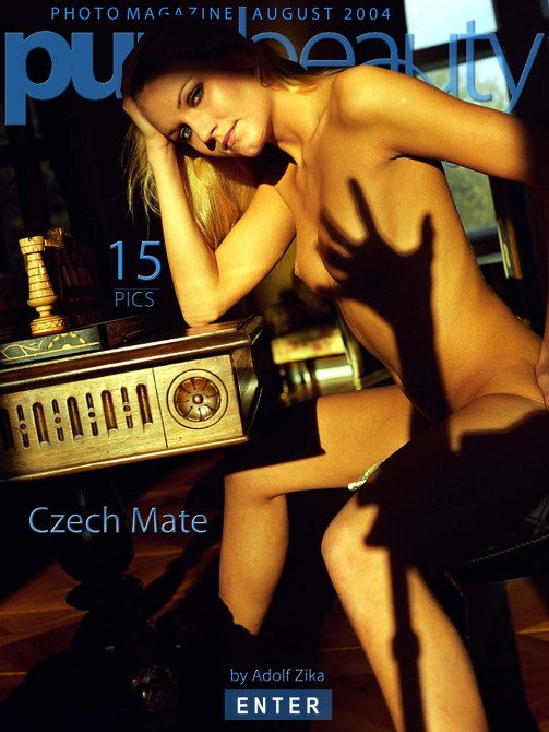 Petra H in Czech Mate gallery from PUREBEAUTY by Adolf Zika