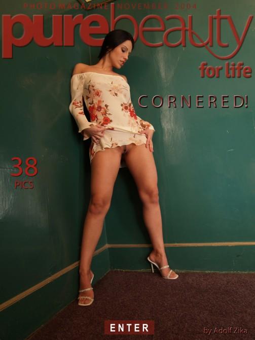 Katarina - `Cornered!` - by Adolf Zika for PUREBEAUTY