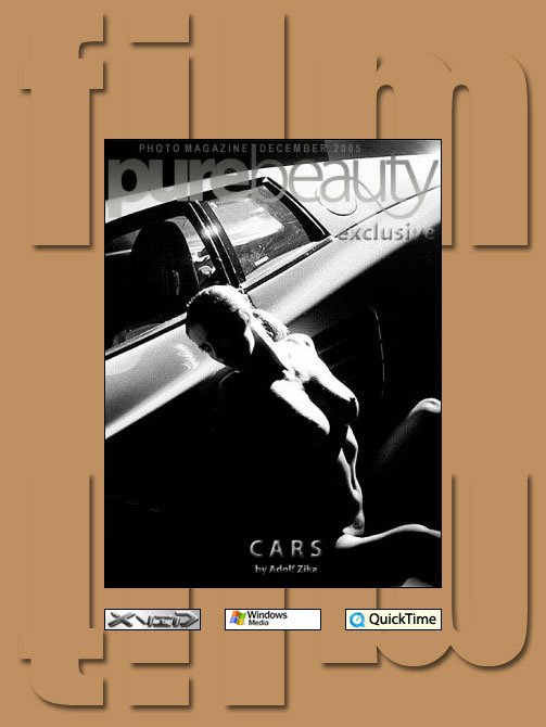 `Cars` - by Pavel Dolezal for PUREBEAUTY