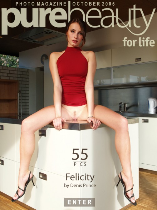 Lola L in Felicity gallery from PUREBEAUTY by Denis Prince