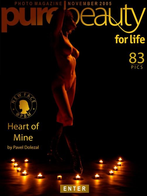 Daniela - `Heart Of Mine` - by Pavel Dolezal for PUREBEAUTY