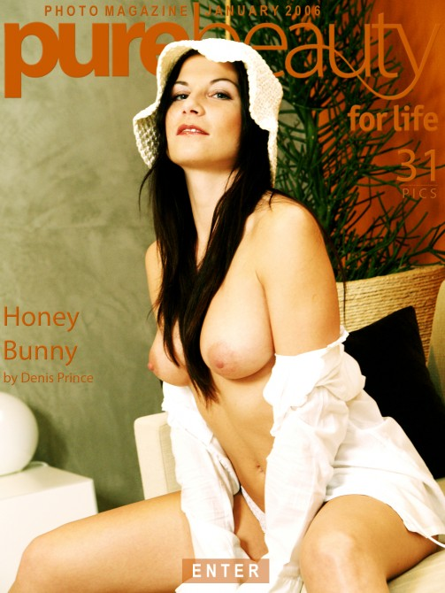 Andy P - `Honey Bunny` - by Denis Prince for PUREBEAUTY