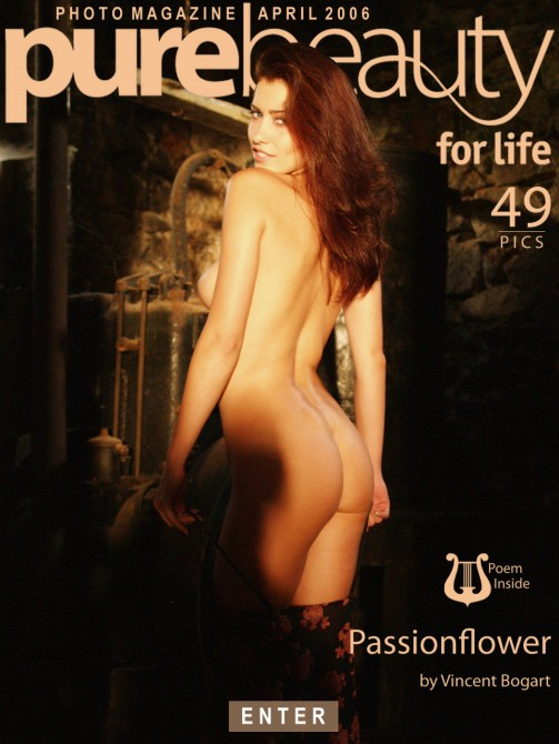 Stana in Passionflower gallery from PUREBEAUTY by Vincent Bogart