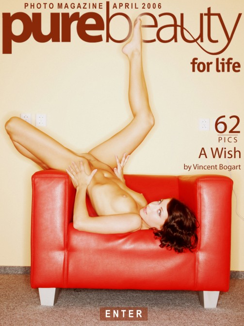 Joan White in A Wish gallery from PUREBEAUTY by Vincent Bogart