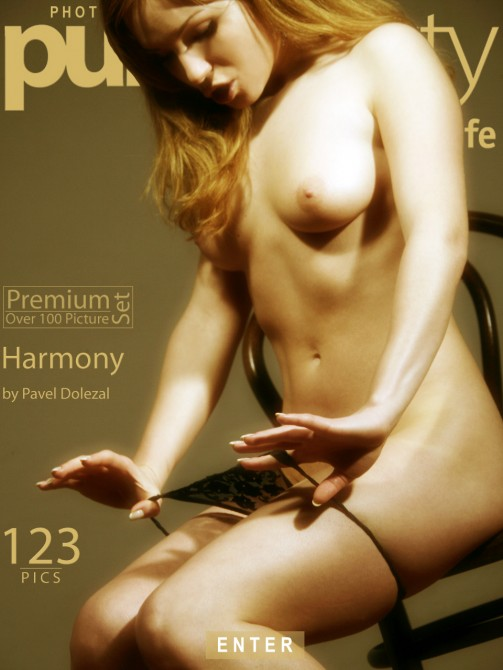 Nikol B - `Harmony` - by Pavel Dolezal for PUREBEAUTY