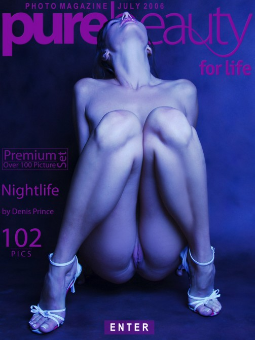 Lola L - `Nightlife` - by Denis Prince for PUREBEAUTY