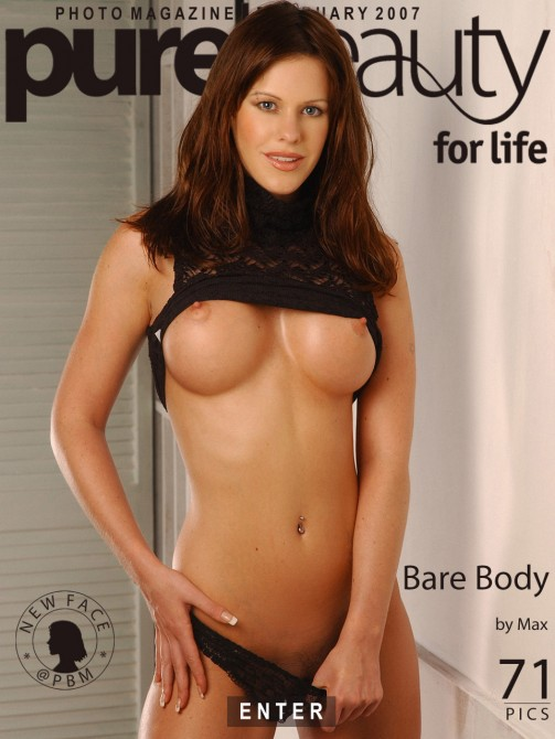 Tereza B - `Bare Body` - by Max for PUREBEAUTY
