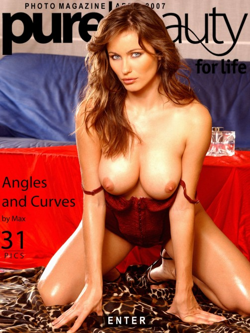 Kyla Cole - `Angles and Curves` - by Max for PUREBEAUTY