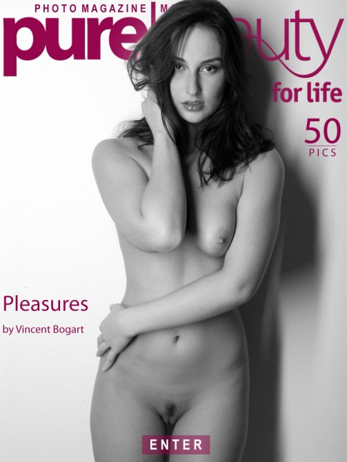 Petra V - `Pleasures` - by Vincent Bogart for PUREBEAUTY