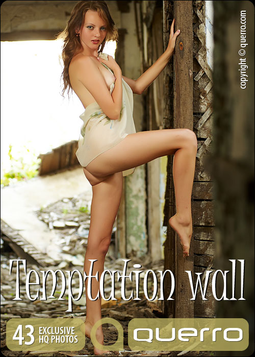Inna - `Temptation Wall` - for QUERRO