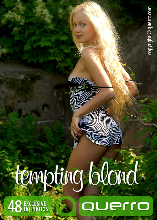 Tslata - `Tempting Blond` - for QUERRO