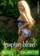 Tempting Blond