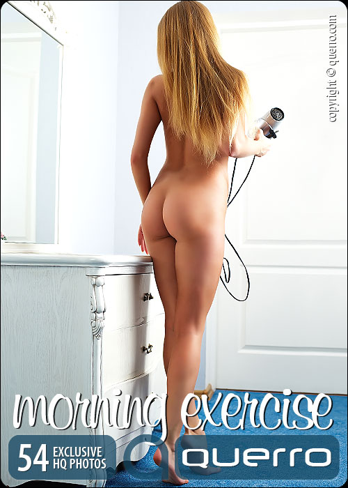 Oksana - `Morning Exercise` - for QUERRO