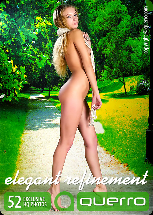 Oksana - `Elegant Refinement` - for QUERRO