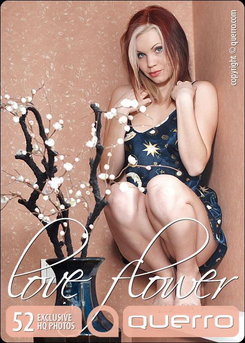 Nina - `Love Flower` - for QUERRO