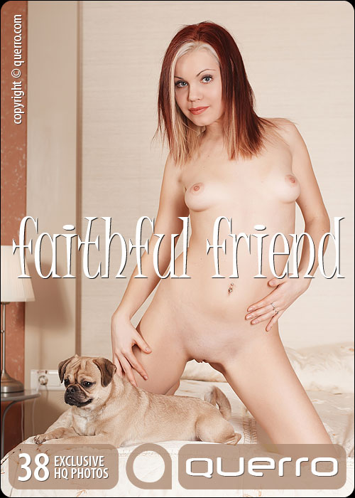 Nina - `Faithful Friend` - for QUERRO