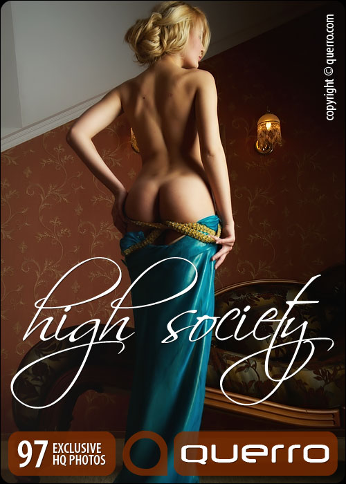 Talia - `High Society` - for QUERRO