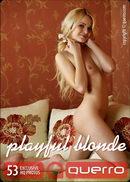 Playful Blonde