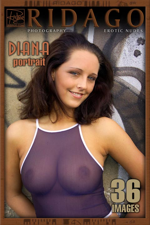 Diana - `Portrait` - by Carlos Ridago for RIDAGO