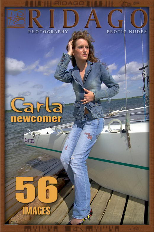 Carla - `Newcomer` - by Carlos Ridago for RIDAGO